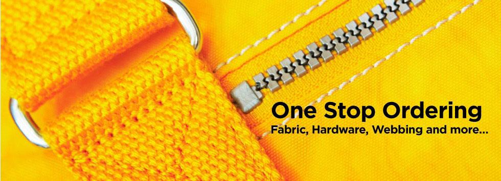 Wholesale Fabric, Webbing, Buckles, Rings, Zippers | DirecTex
